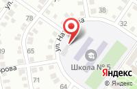 Схема проезда до компании Окна Rehau в Белгороде