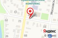 Схема проезда до компании Импульс в Петровске