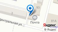 Компания Россельхозбанк на карте