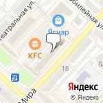 Магазин салютов Камышин- расположение пункта самовывоза