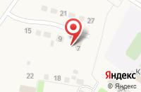 Схема проезда до компании Кочкуровский дом-интернат для престарелых и инвалидов в Кочкурово