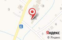 Схема проезда до компании Продукты в Кочкурово