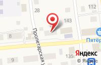 Схема проезда до компании НОТАРИУС РОДИНА Т.И в Воскресенском