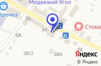 Схема проезда до компании ПРОДОВОЛЬСТВЕННЫЙ МАГАЗИН МИНИ-МАРКЕТ в Сергаче