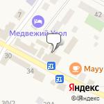Магазин салютов Сергач- расположение пункта самовывоза