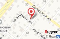 Схема проезда до компании Kellers в Кемерово