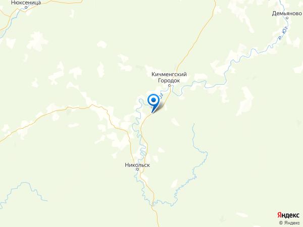 деревня Звезда на карте