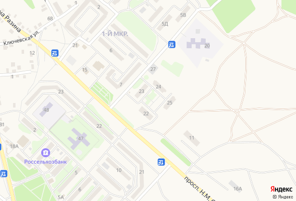 жилой комплекс Красноармейск