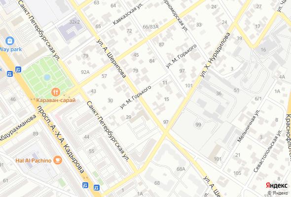 купить квартиру в ЖК По ул.Шерипова 68А