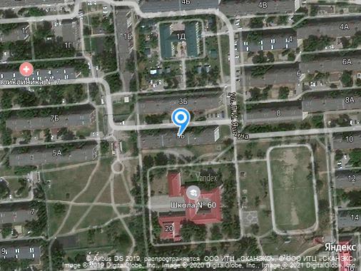 Продается 3-комнатная квартира, 68 м², Грозный, ул. дьякова, 5б