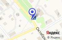 Схема проезда до компании ПРОМТОВАРНЫЙ МАГАЗИН НИКА в Лешуконском