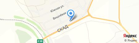 Оазис на карте Сторожёвки