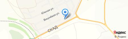 Мир Шин на карте Сторожёвки