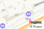 Схема проезда до компании Мир Шин в Сторожёвке