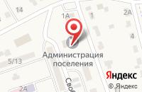 Схема проезда до компании Администрация с. Сторожёвка в Сторожевке