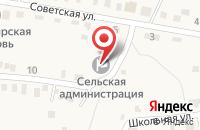 Схема проезда до компании Почтовое отделение в Багаевке