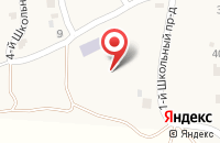 Схема проезда до компании Солнышко в Багаевке