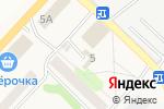 Схема проезда до компании Курица в Соколовом