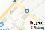 Схема проезда до компании Магнит в Соколовом