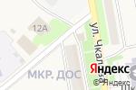 Схема проезда до компании Стройка в Соколовом