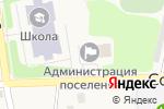 Схема проезда до компании Администрация Соколовского муниципального образования в Соколовом