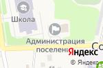 Схема проезда до компании Участковый пункт полиции №6 в Соколовом
