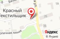 Схема проезда до компании Дом культуры в Красном Текстильщике