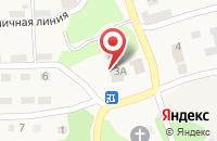 Схема проезда до компании Магазин хозтоваров в Красном Текстильщике