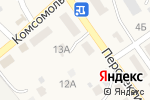 Схема проезда до компании СПБ Ритуал-С в Тепличном