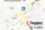 Схема проезда до компании Пчелка в Тепличном