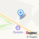 Гранитная мастерская на карте Саратова