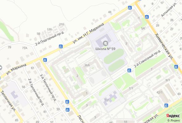 ЖК по ул. Маркина