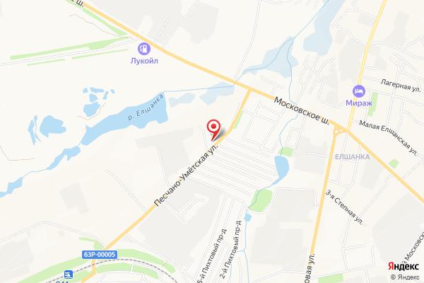 Офис продаж АвтоЕвро: Саратов (г. Саратов, Песчано-Уметская улица, 42А)