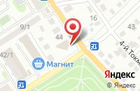 Схема проезда до компании Магазин стройматериалов в Саратове