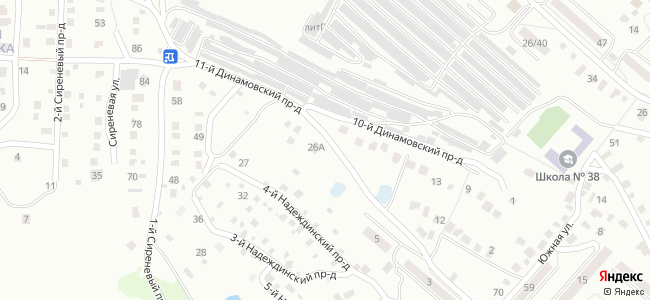 Саратов, Динамовский 11-й проезд, 26а