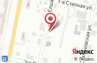 Схема проезда до компании Мираж-Плюс в Саратове