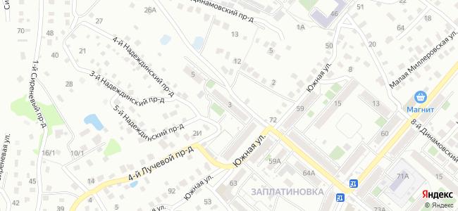 Саратов, Динамовский 11-й проезд, 3
