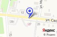 Схема проезда до компании МУП ПИЛЬНИНСКОЕ АТП в Пильне