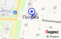 Схема проезда до компании СТРОИТЕЛЬНАЯ КОМПАНИЯ ПИЛЬНИНСКАЯ МСО в Пильне