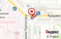 Схема проезда до компании Планета Здоровья в Боброво