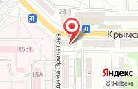 Схема проезда до компании Элекснет в Боброво
