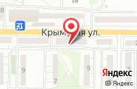 Схема проезда до компании КИНДЕР+ в Боброво