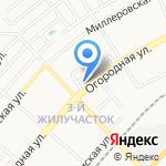 Магазин автозапчастей для ВАЗ на карте Саратова