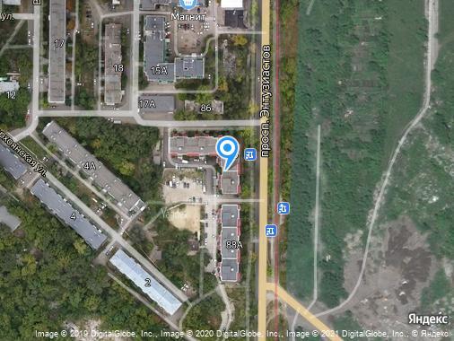 Продам землю промышленного назначения, 48 соток, Саратов, проспект Энтузиастов, 88