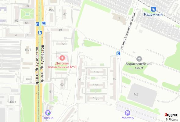 жилой комплекс Радуга