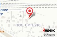 Схема проезда до компании Ветеран-Гс в Саратове