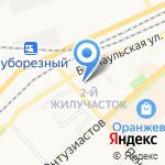 Независимый экспертный центр на карте Саратова