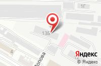 Схема проезда до компании Армахимкомплекс в Саратове