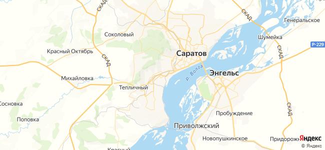 105 маршрутка в Саратове