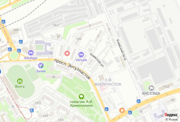 ЖК Дом на Киевской